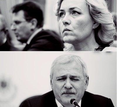 """Carmen Dan și Liviu Dragnea ar putea scăpa de dosarul """"10 august"""" din lipsă de probe sau pe artificii juridice"""