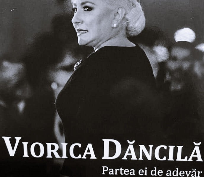 Dăncilă își dezvăluie relația cu Dragnea într-o… carte