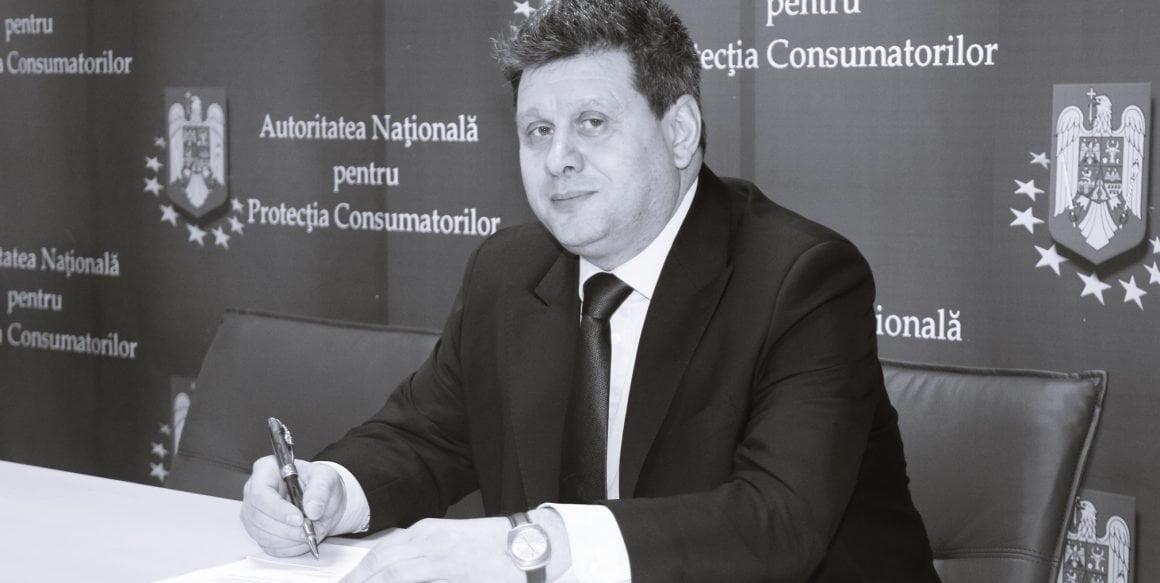 """Eduardt Cozminschi: """"Nu mai puțin de 22 de alerte referitoare la măștile comercializate pe teritoriul UE vin din România"""""""
