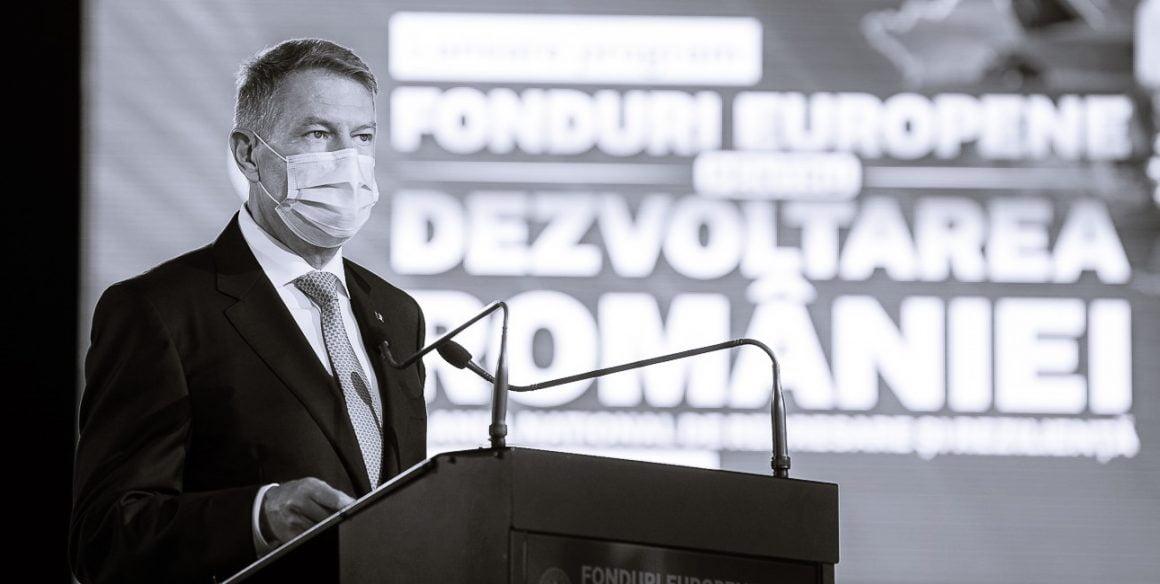 """Klaus Iohannis: """"Le cer guvernanților mai puține dispute și mai mult dialog!"""""""
