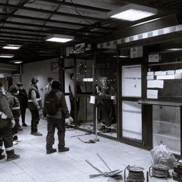 63 de spații comerciale amplasate ilegal la metrou au fost desființate
