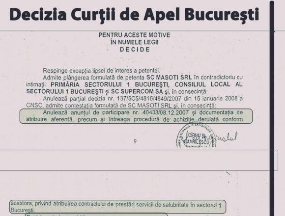 """Clotilde Armand: """"Contractul Romprest a fost semnat în disprețul Justiției, cu aprobarea PSD și PNL"""""""