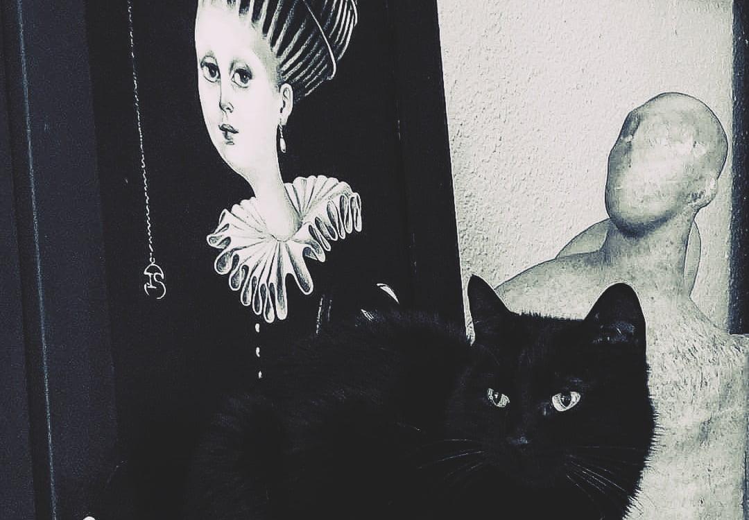 """Mirările vindecătoare ale Iuliei Șchiopu: """"Mi-am pictat muțenia și mirarea"""""""