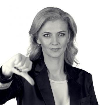 """Alina Gorghiu: """"PNL-USR-UDMR va fi formula. Sunt convinsă de asta"""""""