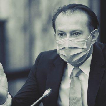 """""""Corupția Ucide"""" anunță protest împotriva lui Cîțu: """"Săvârșește abuz de putere, la fel ca Dragnea"""""""