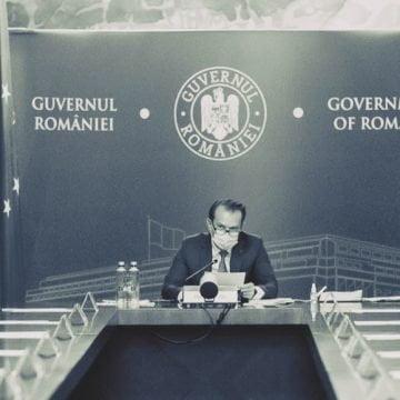 USR-PLUS  va susține o moțiune de cenzură împotriva lui Florin Cîțu
