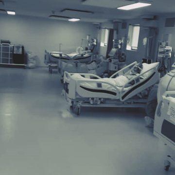 """Spitalul modular construit la Piatra Neamț de """"Dăruiește viața"""" a început să primească pacienți"""